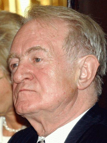 Johannes Rau, 2003